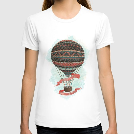 have love, will travel T-shirt
