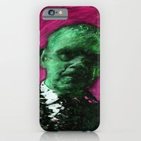 iPhone & iPod Case featuring BORIS by nicholas colen
