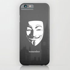 Guy Fawkes iPhone 6 Slim Case