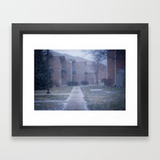 Freeze Frame Framed Art Print