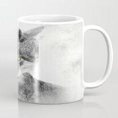 Biker Cat Mug