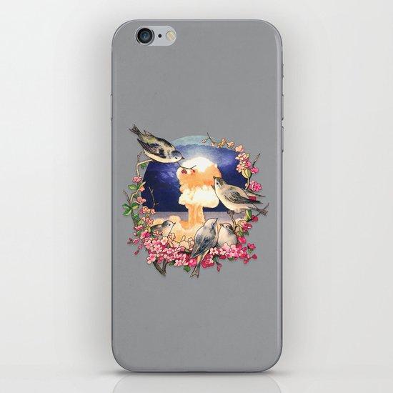 Second Sun iPhone & iPod Skin