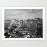 Album Of Noises (#2) Art Print