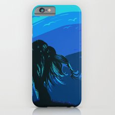 The tree blows at night iPhone 6 Slim Case