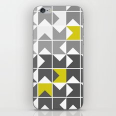 About Face iPhone & iPod Skin