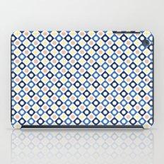 Floor tile 6 iPad Case