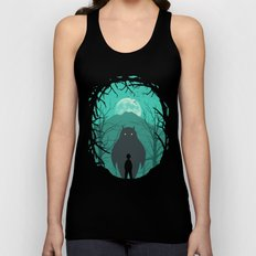 Scary Monsters and Nice Sprites Unisex Tank Top