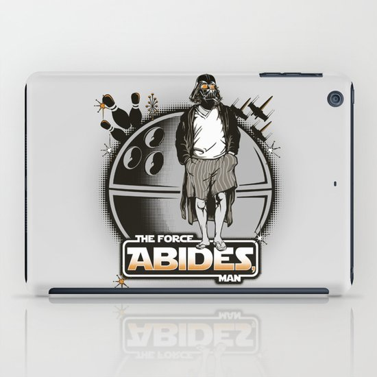 The Force Abides iPad Case