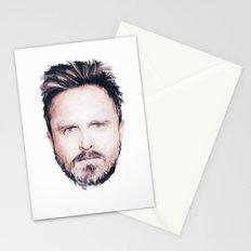 Aaron Paul Digital Portrait Stationery Cards