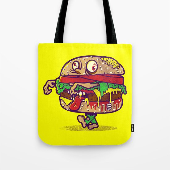 ZOMBURGER Tote Bag