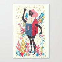 Haus Canvas Print