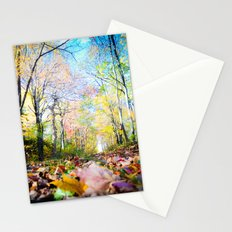 Amongst the Leaves Stationery Cards