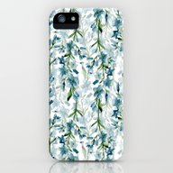 Blue Branches iPhone (5, 5s) Slim Case