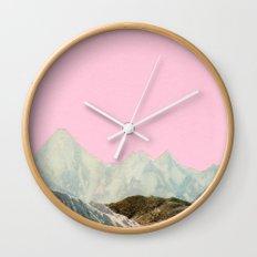 Silent Hills Wall Clock