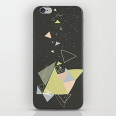 Exploding Triangles//Five iPhone & iPod Skin