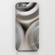 vintage blurry luminaries iPhone 6 Slim Case