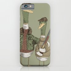 Hunting Ducks iPhone 6 Slim Case