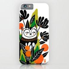 Mossy Cat Slim Case iPhone 6s