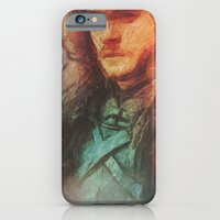 iPhone & iPod Case featuring Someone-Who-Knows-Nothing  by Julia Kovtunyak