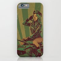 'Ready for Battle' iPhone 6 Slim Case
