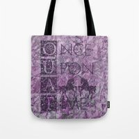 Once Upon A Time - AWESOME TV Show Tote Bag