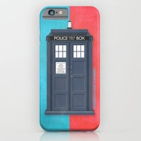 10th Doctor - DOCTOR WHO iPhone 6 Slim Case