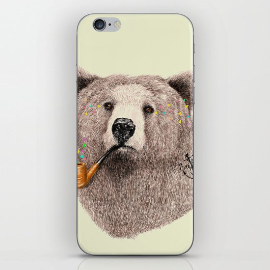 Sailor Bear iPhone & iPod Skin