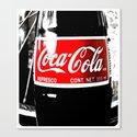 Coca-Cola Nostalgia Canvas Print