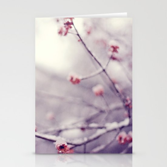 poem of the air Stationery Card