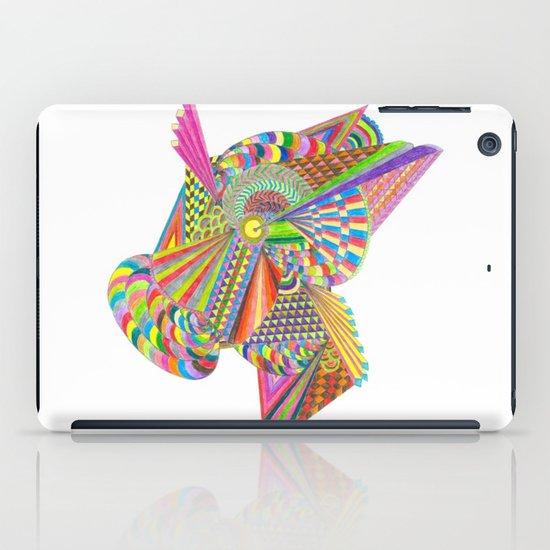 free your mind iPad Case