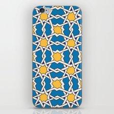Morocco ornament iPhone & iPod Skin