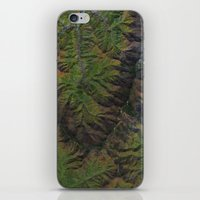 Blue Ridge Mountains North Carolina North America iPhone & iPod Skin