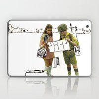 moonrise kingdom II Laptop & iPad Skin