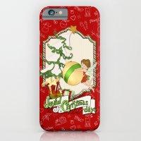 Fairy Merry Christmas iPhone 6 Slim Case