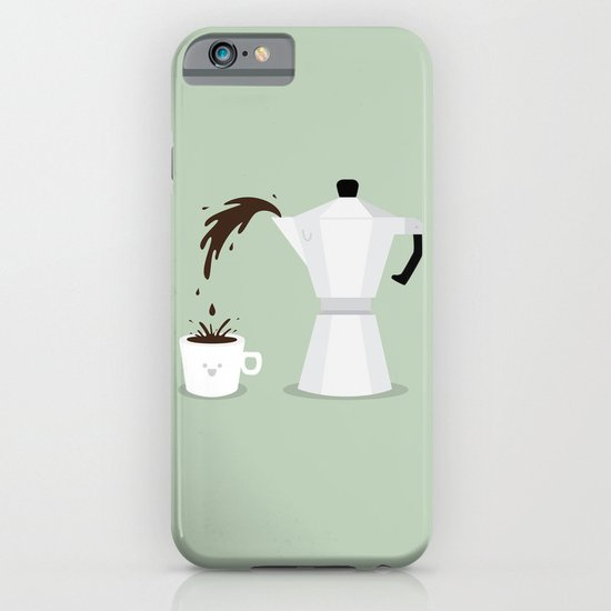 Espresso Time! iPhone & iPod Case
