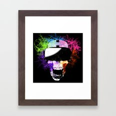 Virtual Joy Framed Art Print