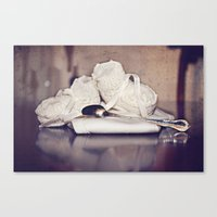 Silver Spoon  Canvas Print