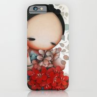 iPhone & iPod Case featuring Flower of Life by P a o P a o .