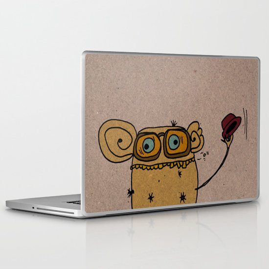 - thinking about family - Laptop & iPad Skin