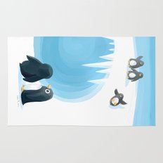 Penguin Playground Rug