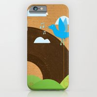 iPhone & iPod Case featuring Bird Song by Seth Akkerman