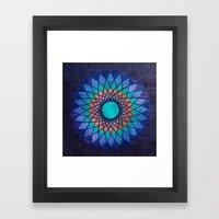 Chromatic Framed Art Print
