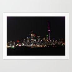 we built this city Art Print