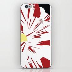 Camellia Flower iPhone & iPod Skin