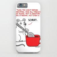 'Twas The Night Before C… iPhone 6 Slim Case