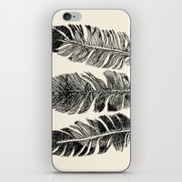 Feather Eagle iPhone & iPod Skin