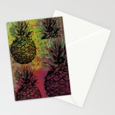 PineApple Fiesta Stationery Cards