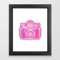 I Still Shoot Film Holga… Framed Art Print