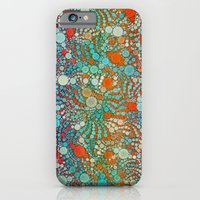 iPhone & iPod Case featuring Percolate #1 by MadTee