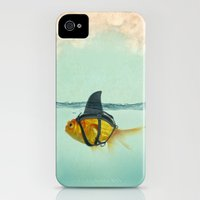 iPhone 4s & iPhone 4 Cases featuring Brilliant DISGUISE by vin zzep
